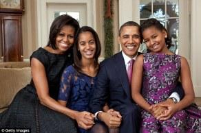Goodbye to the Obama Family...